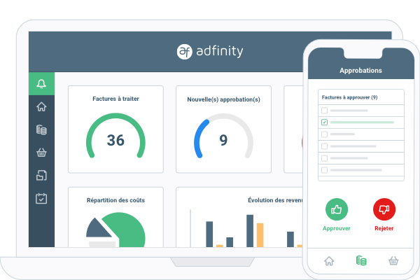 Adfinity Accounting & Financial Management Software